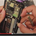 【分解動画】Zenfone5のバッテリー交換は難しい